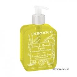 JABÓN DE TOCADOR LIQUIDO DE MARSELLA Con aceites esenciales de Limon y Jengibre
